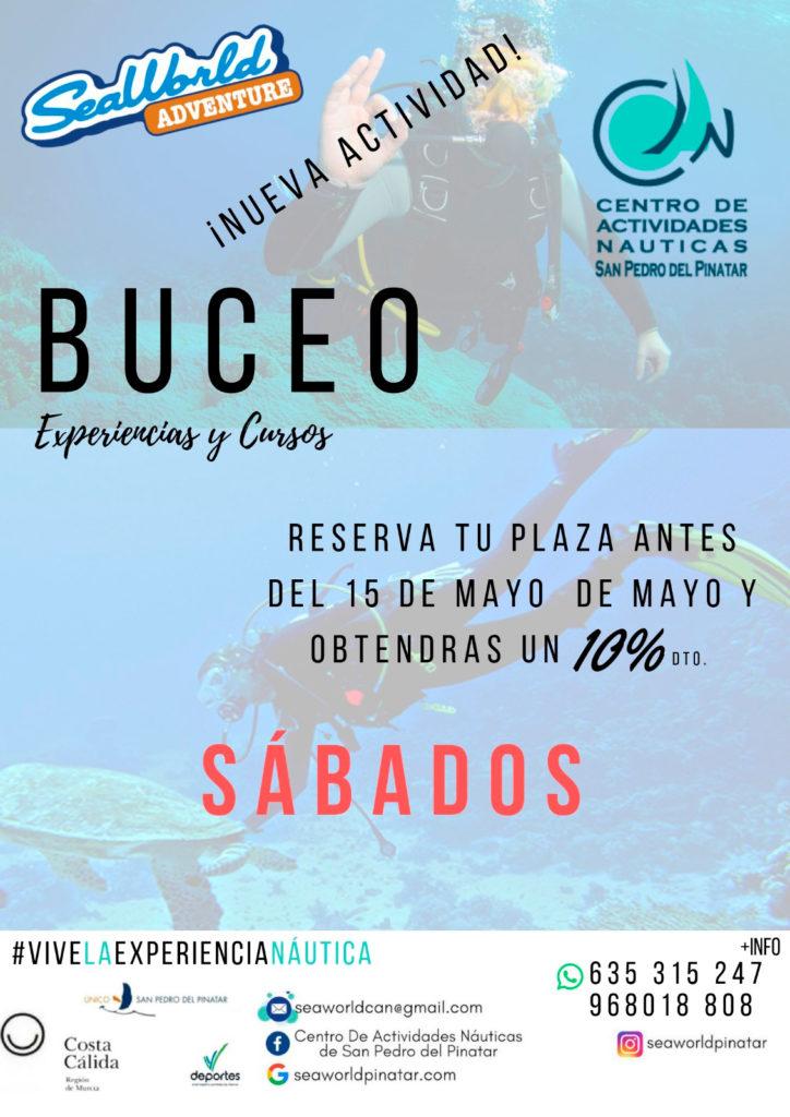 banner buceo